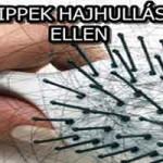 EGYSZERŰ TIPPEK HAJHULLÁS ELLEN