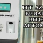 ITT AZ ELSŐ BUDAPESTI BITCOIN AUTOMATA!