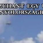 LEZUHANT EGY UFO SPANYOLORSZÁGBAN?