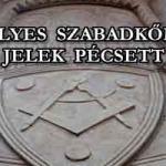 REJTÉLYES SZABADKŐMŰVES JELEK PÉCSETT