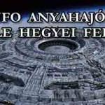 UFO ANYAHAJÓK CHILE HEGYEI FELETT