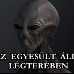 UFO AZ EGYESÜLT ÁLLAMOK LÉGTERÉBEN