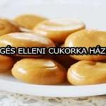 KÖHÖGÉS ELLENI CUKORKA HÁZILAG!