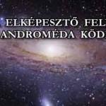 A NASA ELKÉPESZTŐ FELVÉTELE AZ ANDROMÉDA KÖDRŐL.