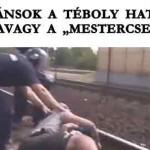 """MIGRÁNSOK A TÉBOLY HATÁRÁN – AVAGY A """"MESTERCSEL"""""""