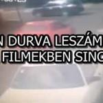 ILYEN DURVA LESZÁMOLÁS, A FILMEKBEN SINCS