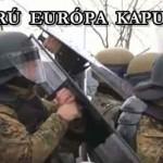 HÁBORÚ EURÓPA KAPUJÁNÁL