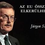 AZ EU ÖSSZEOMLÁSA ELKERÜLHETETLEN.