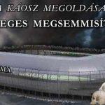 A KÁOSZ MEGOLDÁSA-TÖMEGES MEGSEMMISÍTÉS?-FEMA