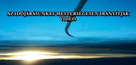 AZ IDŐJÁRÁSUNKAT MESTERSÉGESEN IRÁNYÍTJÁK - VIDEÓ
