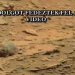 ÉRDEKES DOLGOT FEDEZTEK FEL A MARSON - VIDEÓ