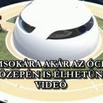 NEMSOKÁRA AKÁR AZ ÓCEÁN KÖZEPÉN IS ÉLHETÜNK – VIDEÓ
