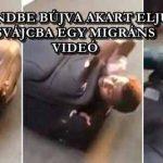 BŐRÖNDBE BÚJVA AKART ELJUTNI SVÁJCBA EGY MIGRÁNS – VIDEÓ