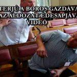 INTERJÚ A BOROS GAZDÁVAL, ÉS AZ ÁLDOZAT ÉDESAPJÁVAL – VIDEÓ