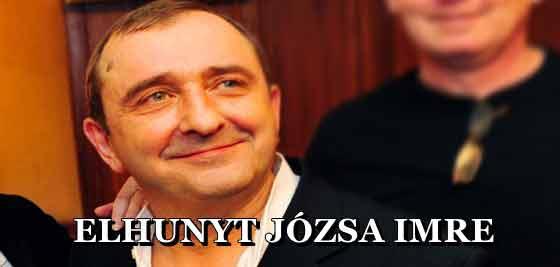 ELHUNYT JÓZSA IMRE