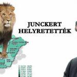 JUNCKERT HELYRETETTÉK