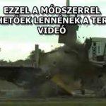 EZZEL A MÓDSZERREL MEGFÉKEZHETŐEK LENNÉNEK A TERRORISTÁK – VIDEÓ