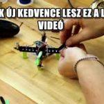 A GYEREKEK ÚJ KEDVENCE LESZ EZ A LEGO DRÓN – VIDEÓ