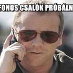 ÚJABB TELEFONOS CSALÓK PRÓBÁLNAK ÁTVERNI